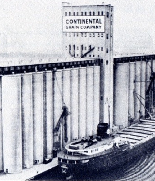 History and Heritage – Continental Grain Company